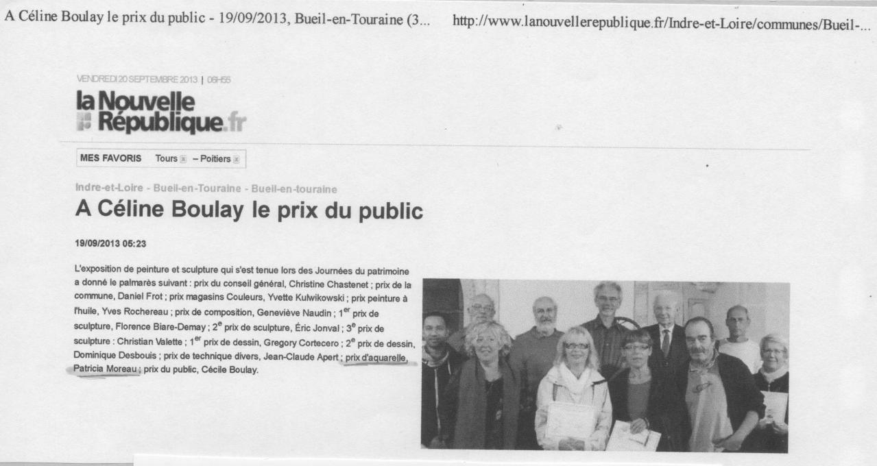 2013 salon de Bueil-en-Touraine